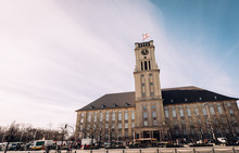 Town Hall Tempelhof-Schoneberg...
