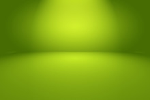 Green Gradient Abstract Backgr...