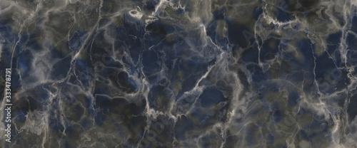 Dark stone marble design background. Canvas Print