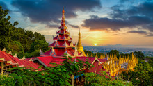 Mandalay Hill Major Pilgrimage...
