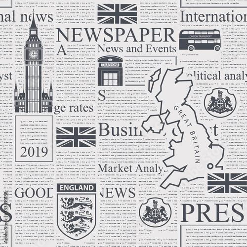 Tapety Angielskie  wektor-wzor-z-gazety-w-wielkiej-brytanii-lub-londynie-ozdobna-strona-gazety-lub-czasopisma-z-naglowkami-ilustracjami-i-nieczytelnym-tekstem-nadaje-sie-do-tapet-papieru-do-pakowania-tkanin-tekstyliow