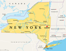 New York State (NYS), Politica...
