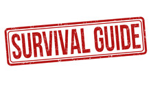 Survival Guide Grunge Rubber S...