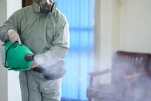 Disinfectant Sprayers And Germ...