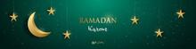 Ramadan Kareem Concept With A ...