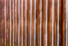 Background Of Vertical Copper ...