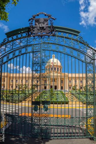 Fényképezés The National Palace, Santo Domingo, Dominican Republic