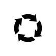 Refresh / Reload basic icon vector illustration