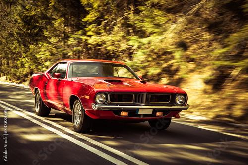Obraz oldtimer  fast-car