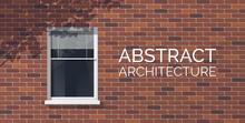 Architecture Background Brick ...