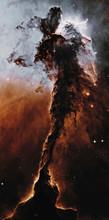 The Eagle Nebula. The Soaring ...