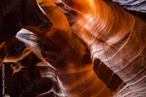 Antelope Canyon in the Navajo Reservation, Arizona
