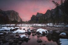 Yosemite National Park - Sunrise