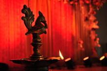 Traditional Hindu Light