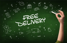 Hand Drawing FREE DELIVERY Ins...