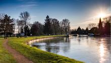 River Thames Abingdon