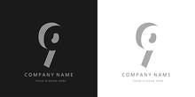9 Logo Number Modern Design