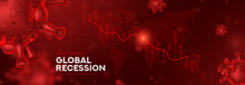 Global Recession Banner Concep...