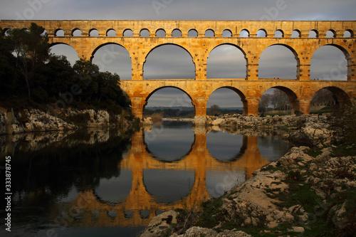 Fotografia Le Pont du Gard