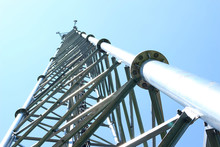 The Telephone Tower With Antenna 4.