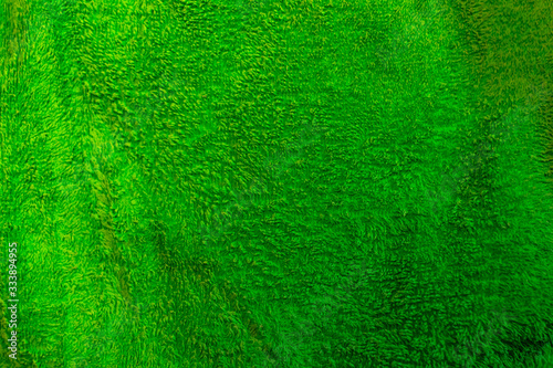 Seamless tile of green astroturf perfect for backgrounds Wallpaper Mural