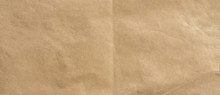 Crumpled Brown Paper Backgroun...