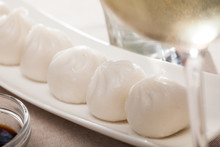 Chinese Dumplings Dim Sum