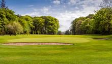 Ellon MacDonald Golf Club 18th
