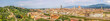 Panoramic view of Firenze