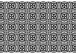 Abstrakcyjny wzór graficzny