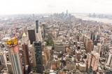 Fototapeta Nowy Jork - manhattan panorama