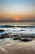 Pretty Pastel Summer Sunrise by the Sea