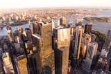 Fototapeta Nowy Jork - panorama manhattanu