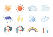 天気アイコンセット