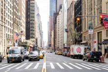 Manhattan, New York - March 16...