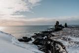 Fototapeta Fototapety z morzem do Twojej sypialni - Islandia - widok na ocean
