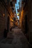 Fototapeta Uliczki - evening narrow streets of old town