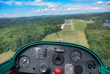 Sailplane Glider Flying New Je...