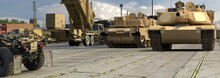 American Military Equipment In...