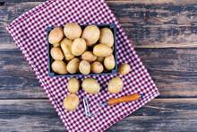 Set Of Potato Peeler And Potat...