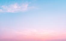 Beautiful Sweet Sunrise Dramat...