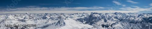 Obraz Allgäuer Alpen - fototapety do salonu