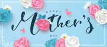 Happy Mother's Day Postcard Wi...