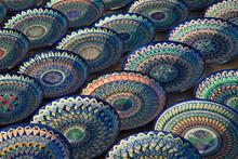 Handmade Ceramic Plates In Uzb...