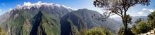 Panoramic Top View Of The Jade...