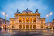 The Vienna State Opera In Aust...