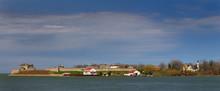 Panorama Of Fort Niagara USA F...
