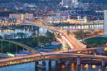 Bridges Over The Monongahela R...