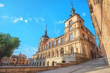 Toledo, Spain. City Hall, Ayun...