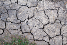 Cracked Dried Earth Texture Ba...